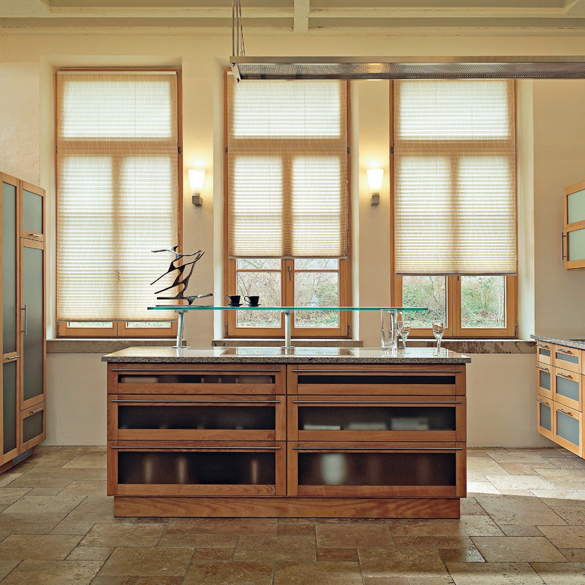 plissees stoffkultur. Black Bedroom Furniture Sets. Home Design Ideas
