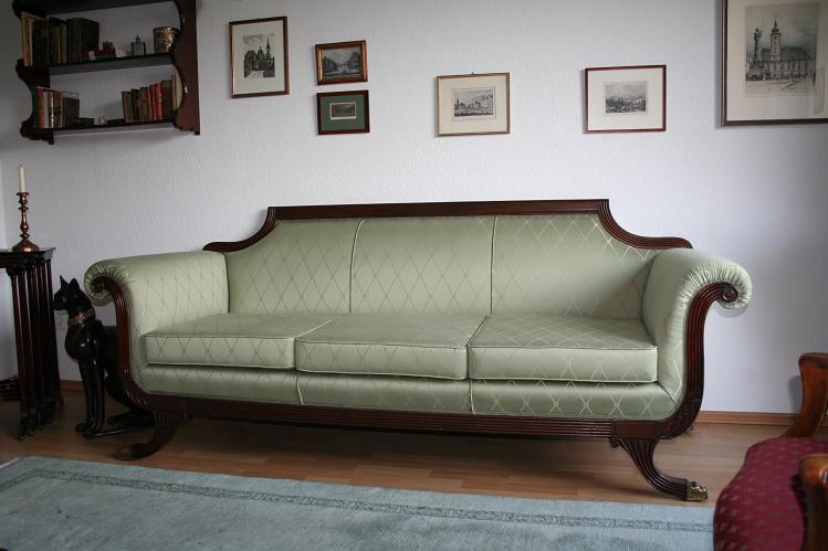 restaurierung stoffkultur. Black Bedroom Furniture Sets. Home Design Ideas